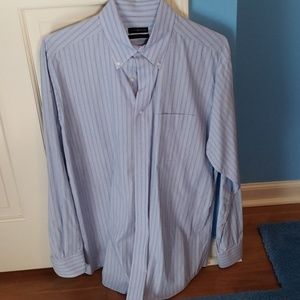 EUC Club Room Long Sleeve Button Up - Size Large